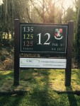 image of the 12 hole at Worlebury Golf Club Sponsored by CSC Ltd5